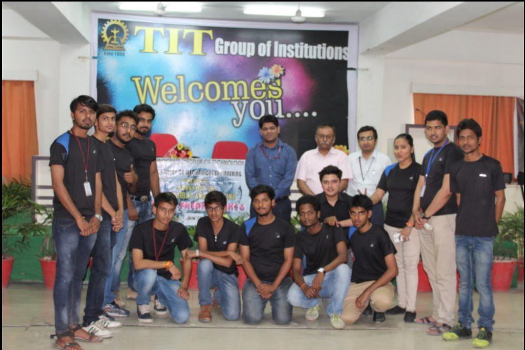 Academic Events – Technocrats TIT Group