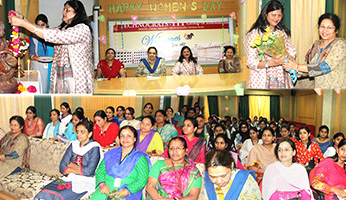 International Women's Day Celebrated in Technocrats TIT Group