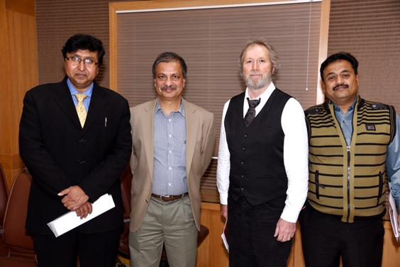 MoU with Central University of Missouri, Columbia, USA