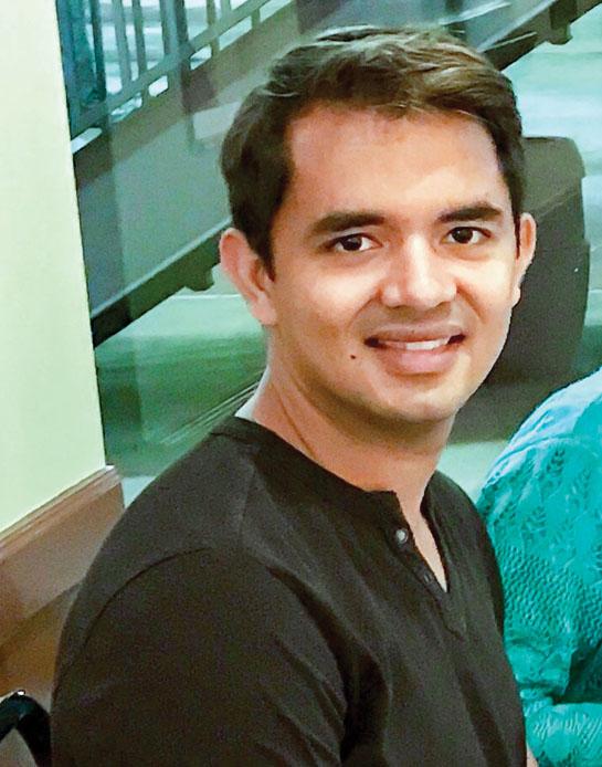 Parth Tiwari