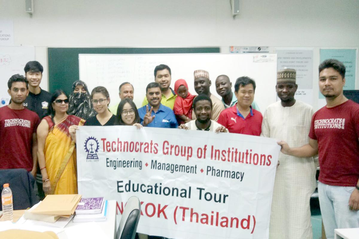 10 day Faculty/Student Exchange Programme