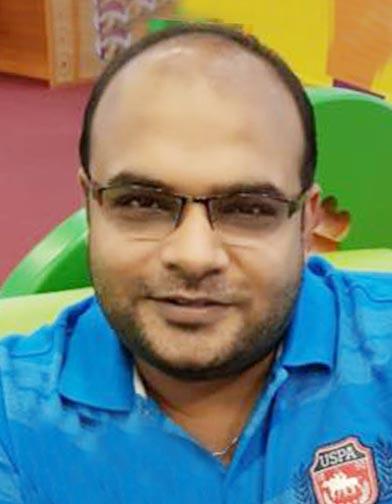 Raghav Argal